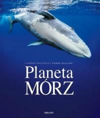 Planeta mórz - Laurent Ballesta - okładka książki