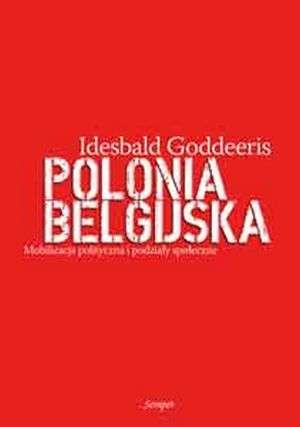 Polonia belgijska w pierwszych - okładka książki