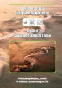 Regionalne Studia Ekologiczno-Krajobrazowe. Tom XVI/1, XVI/2. KOMPLET - okładka książki