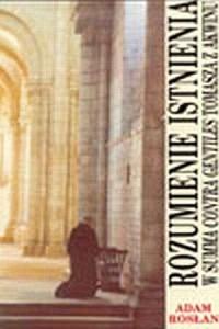 Rozumienie istnienia w Summa contra - okładka książki