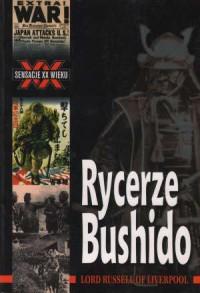 Rycerze bushido - okładka książki