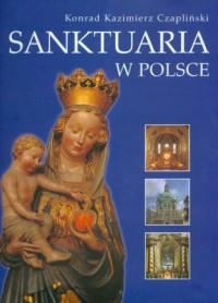 Sanktuaria w Polsce - Konrad K. Czapliński - okładka książki