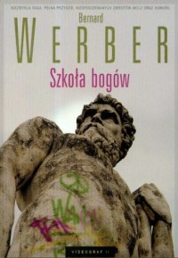 Szkoła bogów - Jean Berko Gleason - okładka książki