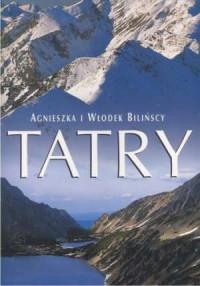 Tatry - Agnieszka Bilińska - okładka książki
