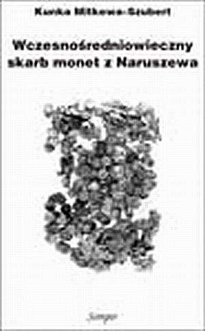 Wczesnośredniowieczny skarb monet - okładka książki