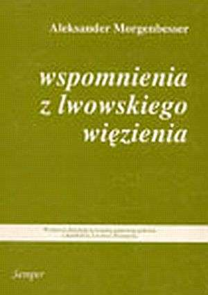 Wspomnienia z lwowskiego więzienia - okładka książki