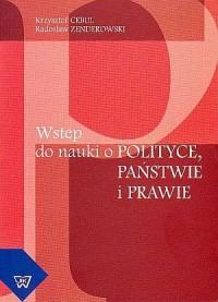 Wstęp do nauki o polityce, państwie i prawie - okładka książki