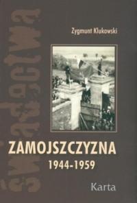 Zamojszczyzna 1944-1959. Tom 2 - okładka książki