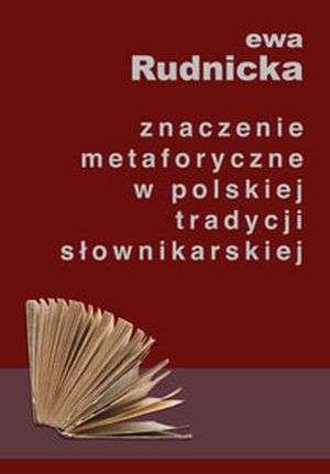 Znaczenie metaforyczne w polskiej - okładka książki