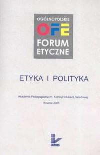 Etyka i polityka - okładka książki
