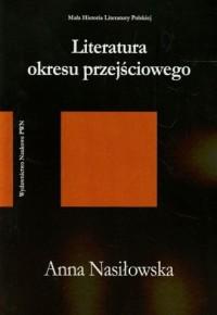 Literatura okresu przejściowego - okładka książki