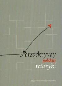 Perspektywy polskiej retoryki - okładka książki