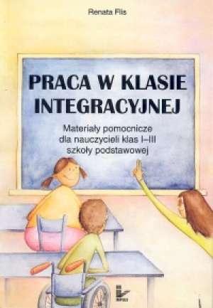 Praca w klasie integracyjnej. Klasa - okładka podręcznika