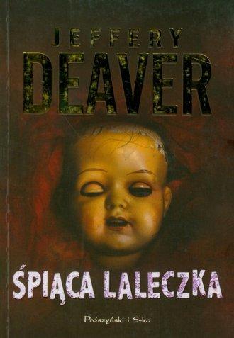 Śpiąca Laleczka - okładka książki