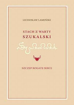 Stach z Warty. Szukalski i Szczep - okładka książki