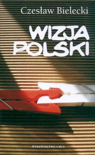 Wizja Polski - okładka książki