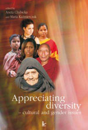 Appreciating diversity - cultural - okładka książki
