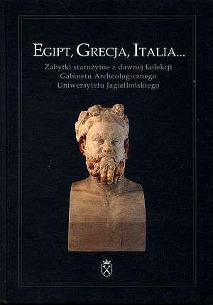 Egipt, Grecja, Italia... Zabytki - okładka książki