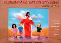 Elementarz katechetyczny sześciolatka - okładka książki