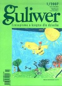 Guliwer 1/2007. Czasopismo o książce - okładka książki