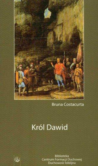 Król Dawid - okładka książki