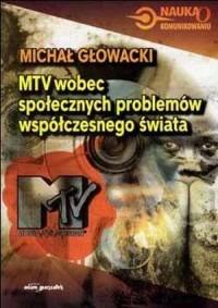 MTV wobec społecznych problemów - okładka książki