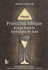 Proroctwa biblijne. Księga Daniela. - okładka książki
