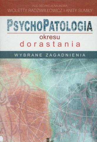 Psychopatologia okresu dorastania. - okładka książki