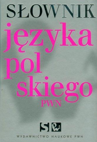Słownik języka polskiego PWN - okładka książki