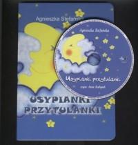 Usypianki - przytulanki - okładka książki