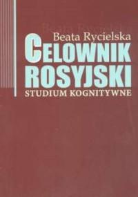 Celownik rosyjski. Studium kognitywne - okładka książki