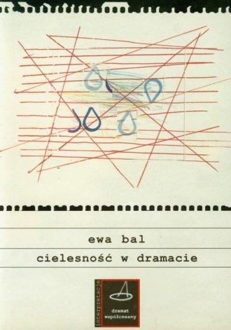 Cielesność w dramacie - okładka książki