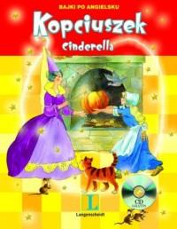 Kopciuszek / Cinderella. Seria: Bajki po angielsku (+ CD) - okładka podręcznika