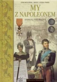 My z Napoleonem - okładka książki
