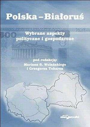 Polska - Białoruś. Wybrane aspekty - okładka książki