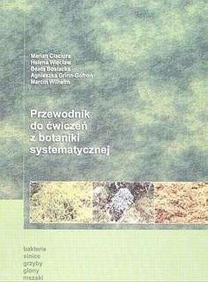 Przewodnik do ćwiczeń z botaniki - okładka książki