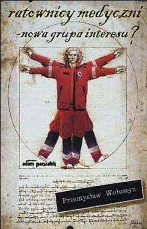 Ratownicy medyczni - nowa grupa - okładka książki