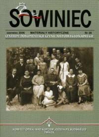 Sowiniec 2006/28 - okładka książki