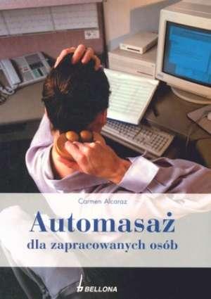 Automasaż dla zapracowanych osób - okładka książki