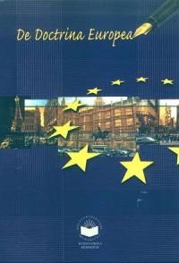 De Doctrina Europea. Roczniki Instytutu - okładka książki