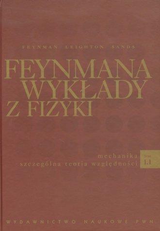 Feynmana wykłady z fizyki. Tom - okładka książki
