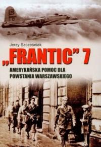 Frantic 7. Amerykańska pomoc dla - okładka książki