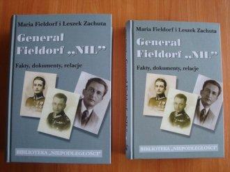 Generał Fieldorf NIL. Fakty, dokumenty, - okładka książki