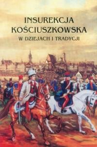 Insurekcja Kościuszkowska w dziejach - okładka książki