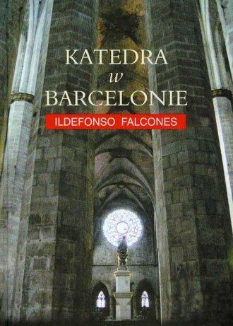 Katedra w Barcelonie - okładka książki