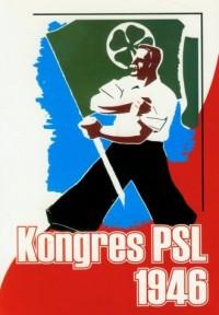 Kongres Polskiego Stronnictwa Ludowego - okładka książki