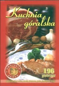 Kuchnia góralska. 496 potraw - okładka książki