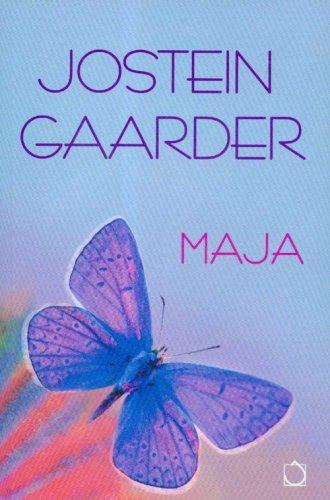 Maja - okładka książki