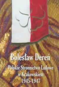 Polskie Stronnictwo Ludowe w Krakowskiem - okładka książki