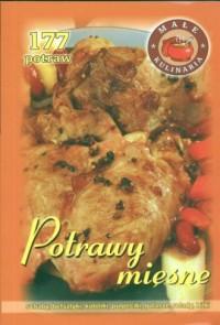 Potrawy mięsne. 177 przepisów - okładka książki